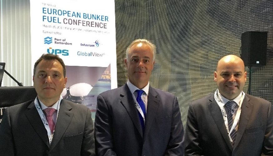 european bunker fuel conference rotterdam