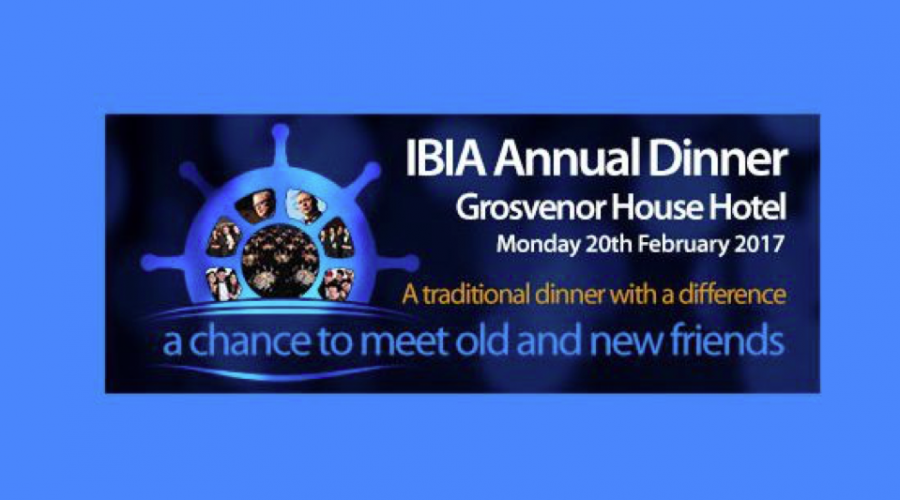 IBIA Annual Dinner 2017